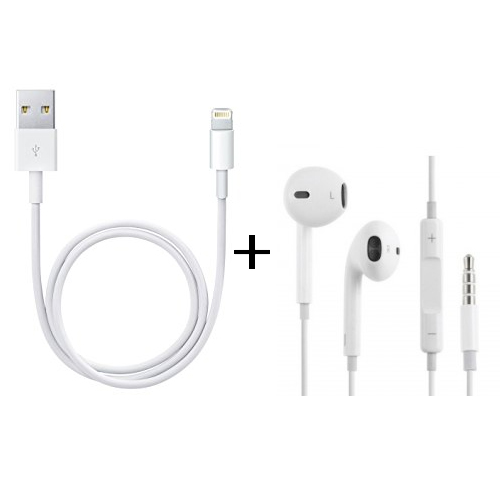 BUNDLE OFFER Apple Lightning Cable + App...