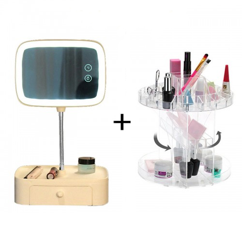 BUNDLE OFFER LED Makeup Mirror Light + 3...