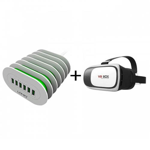 BUNDLE OFFER LDnio 6 USB Charging HUB + ...
