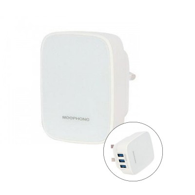 MEEPHONG 3 USB Home Charger Fo...