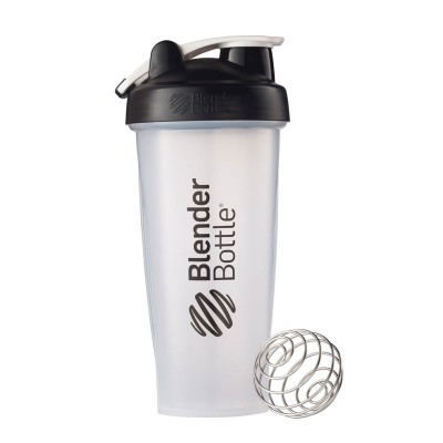 BlenderBottle SportMixer CLASSIC Shaker Bottle 28-Ounce