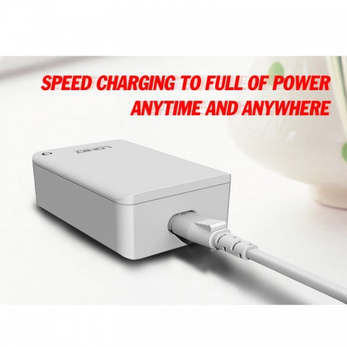 LDNIO Smart Charging Station with 6 USB 7A Fast Charging Desktop Charger