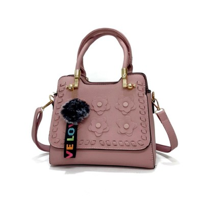 Love Ladies Sling Bag - Pink