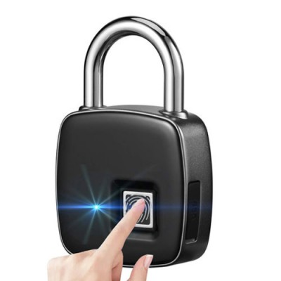 Smart Fingerprint Lock with Lo...