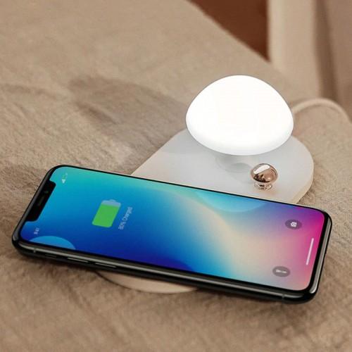 Baseus Mushroom 10W QI wireless charger ...