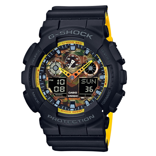 Casio G-Shock Analog-Digital Multi-Color...