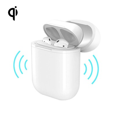 Wireless Qi Slim Charging Case For Apple Airpods