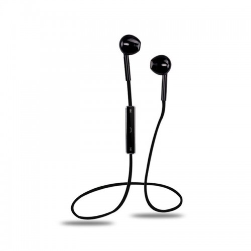 FINEBLUE Mate 8 Bluetooth Sport Wireless Earphone - Black