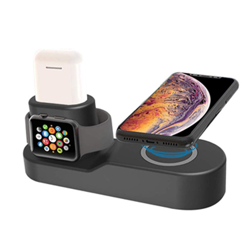 4 in 1 Qi Wireless Charging Station Stan...