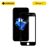 JOYROOM 3D Full Protection Tempered Glass Screen Protector for iPhone 7 - Black
