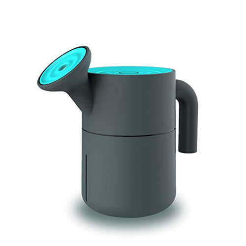 Portable Watering Pot Shape Mist Humidif...
