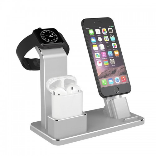 Multifuctional 3 In 1 Dock For Apple Wat...