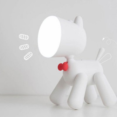 Waggy Puppy Table Lamp