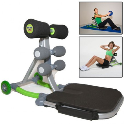 Total Core Abdominal Exercise Machine
