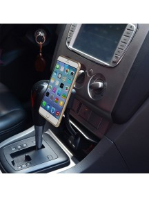 2 USB Car Charger with Magnetic Car Mount