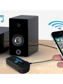 Wireless Audio Car Bluetooth Music Receiver 3.5mm Aux Connect