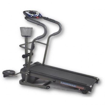 American Fitness KET6800 BNPS Motorized Treadmill