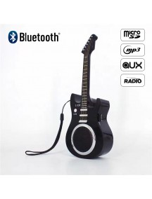 Wireless Guitar Bluetooth Speaker For All Smart Phones & Tablets