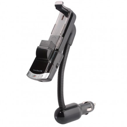 Smart Car Phone Holder with MP3 Player