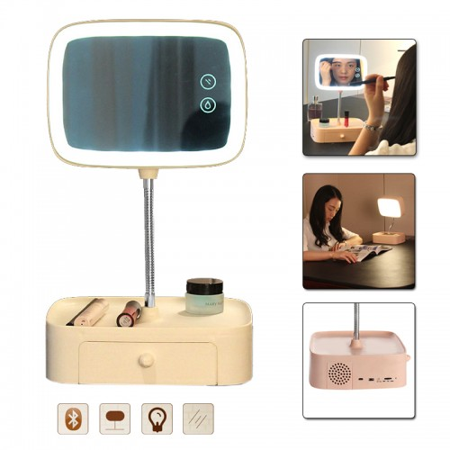 Rechargeable LED Makeup Mirror Lamp for ...