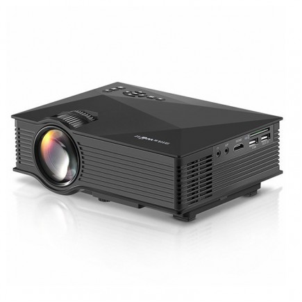 Mini Portable WIFI Wireless Video Led Projector