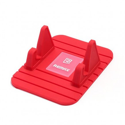 Remax Fairy Phone Holder For All Smart Phones - Red