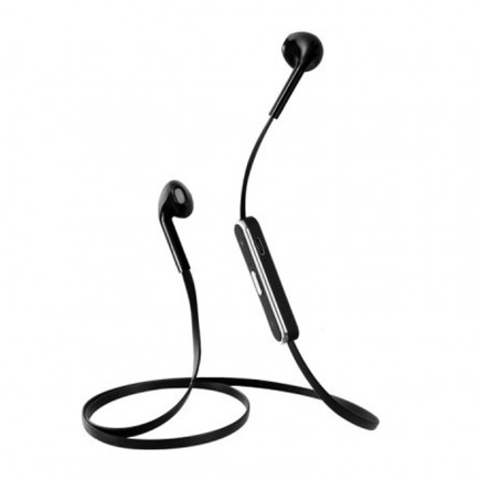 Samsung S9i Melody Bluetooth Sports Headset For All Smart Phones & Tablets - Black