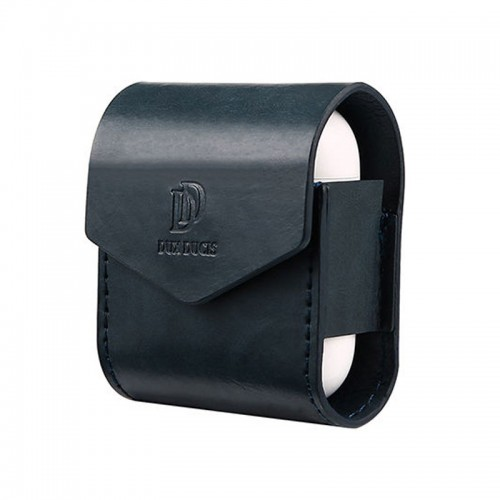 DUX DUCIS Genuine Leather Case For Apple...