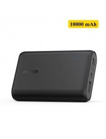 Anker PowerCore 10000mAh Portable Charger - Black