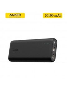 ANKER PowerCore 20100mAh Power Bank For All Smart Phones & Tablets - Black