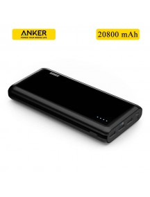 ANKER 20800 mAh 3 USB Power Bank For All Smart Phones & Tablets - Black