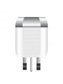 ANKER 2 USB Home Charger with Cable for IOS Devices