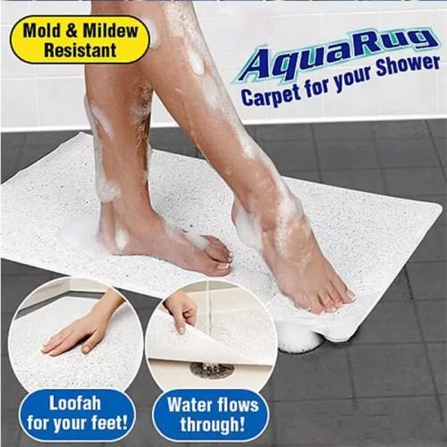 AquaRug Carpet For Shower Bath Water Are...