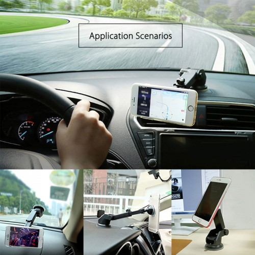 Baseus Mechenical Era Universal Phone Car Mount