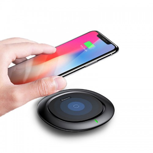 Baseus Slim QI Wireless Charger For iPho...