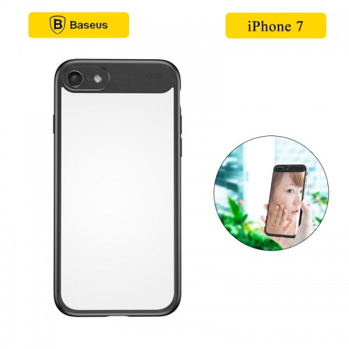 BASEUS Mirror Case For iPhone 7 / 8  - Black