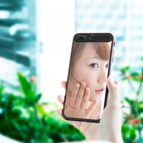 BASEUS Mirror Case For iPhone 7 / 8  - Black
