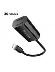 BASEUS Dual Lightning Adapter For iPhone 7 / 7 Plus