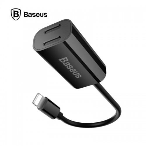 BASEUS Dual Lightning Adapter For iPhone...