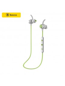 BASEUS B16 Auriculares Wireless Bluetooth Headset For All Smart Phones & Tablets - Green