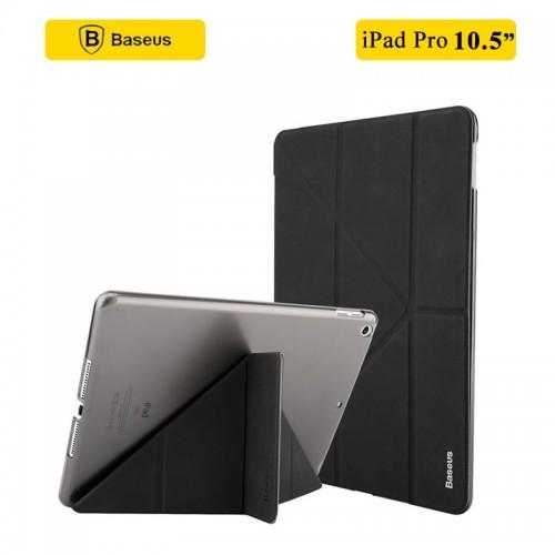 BASEUS Leather PU + PC Shockproof Foldin...