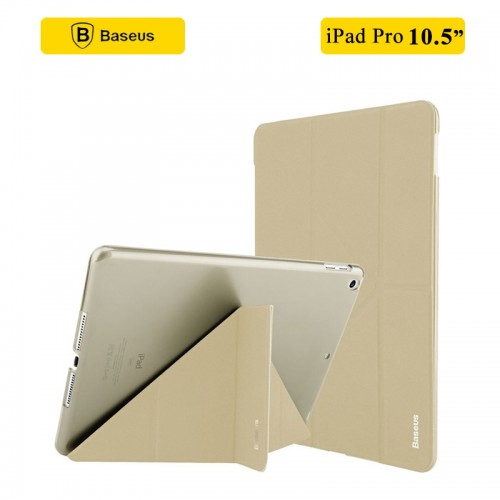 BASEUS Leather PU + PC Shockproof Foldin...