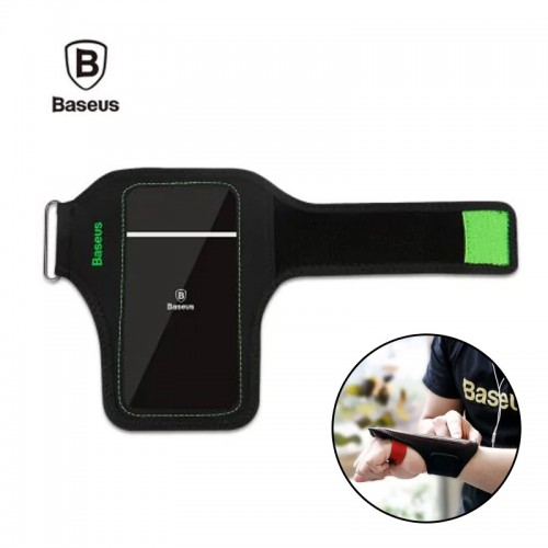 Baseus Flexible Forearm Wristband For Sm...