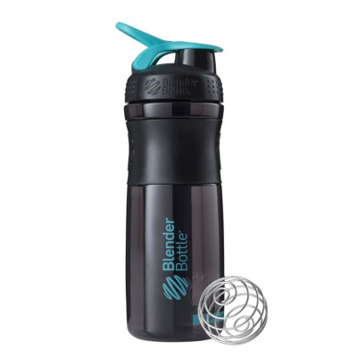 Blender Bottle SportsMixer Tritan 28 OZ Shaker - Black/Teal