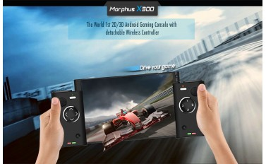 Morphus X300 Your New Portable Gaming System