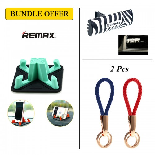 BUNDLE OFFER REMAX Car Mount + REMAX Fru...