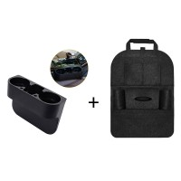 BUNDLE OFFER 3 In 1 Portable Multifunction Car Interior Organizer + Portable Car Back Seat Storage Bag