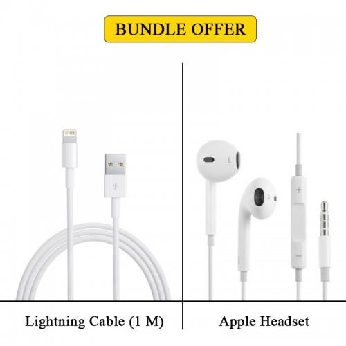 BUNDLE OFFER Apple Lightning Cable + App...