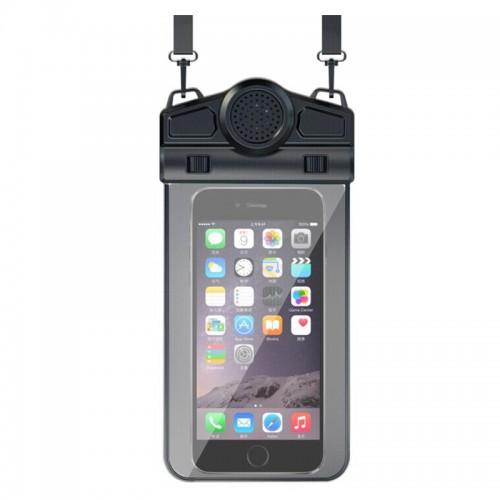WaterProof Phone Bag with Bluetooth Spea...