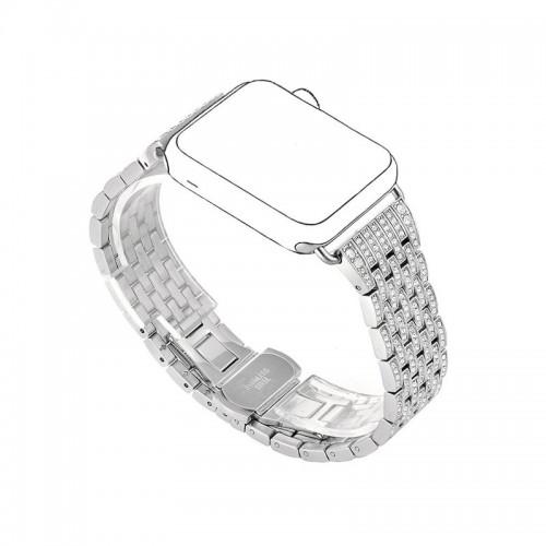 CotEetCI Luxury Alloy Crystal Rhinestone...